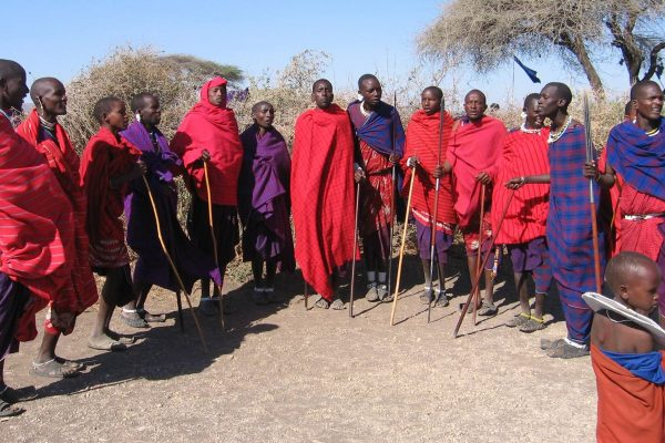 cultural tour in Tanzania