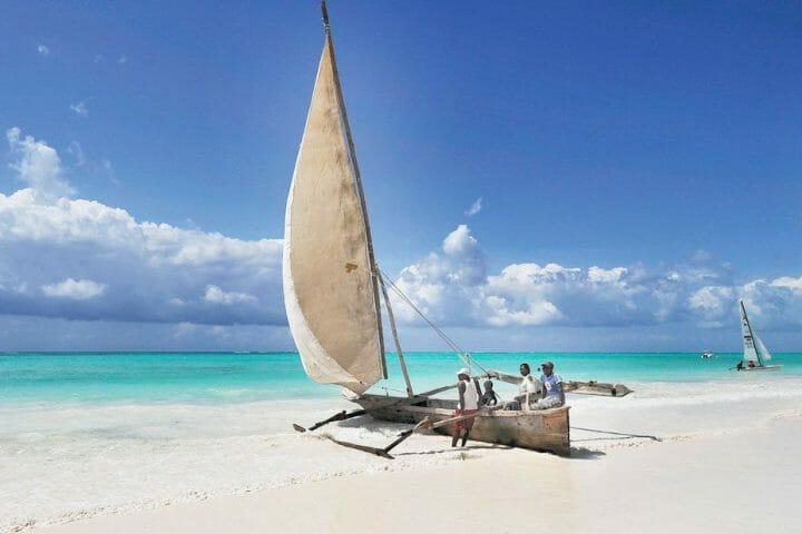 zanzibar island beach