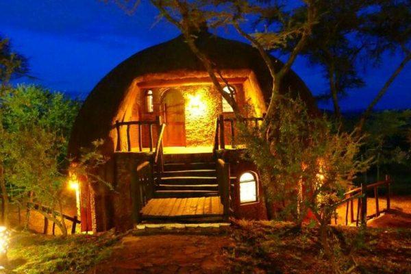 accommodation in serengeti nzational park