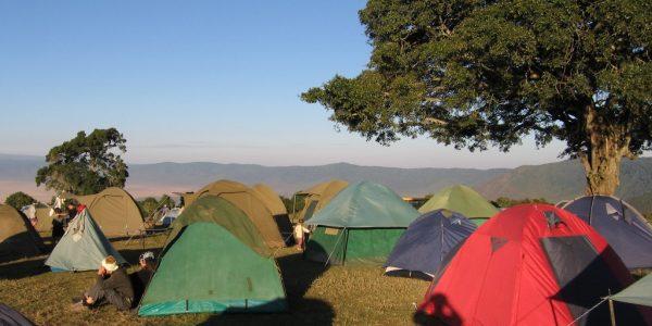 camping safaris in tanzania