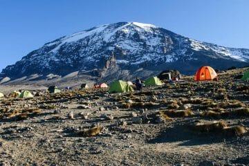 climv kilimanjaro in Tanzania