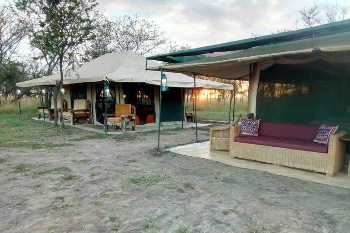 accommodationa in Serengeti national parkk